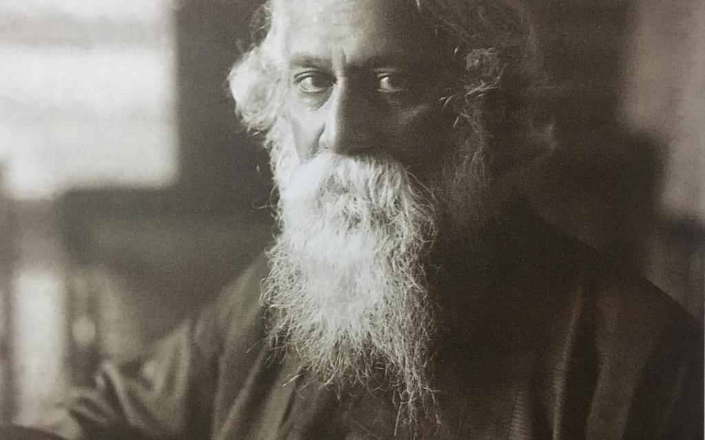 Tagore,  Sai Gon,  An Do,  Nobel Van chuong, anh 1