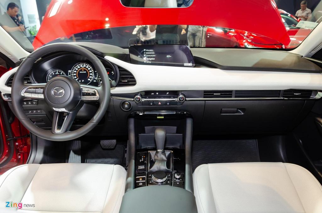 So sanh Mazda3 va Hyundai Elantra anh 9