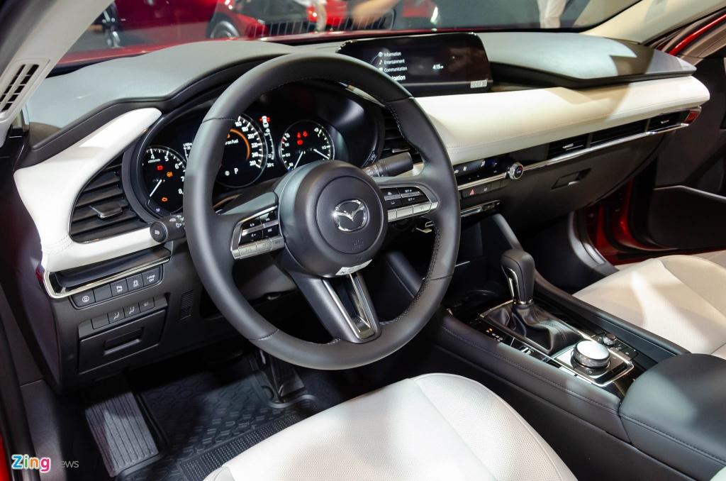 So sanh Mazda3 va Hyundai Elantra anh 11