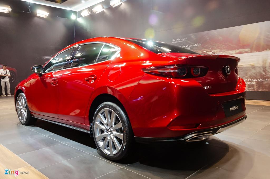 So sanh Mazda3 va Hyundai Elantra anh 6
