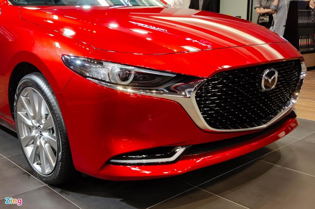 So sanh Mazda3 va Hyundai Elantra anh 4