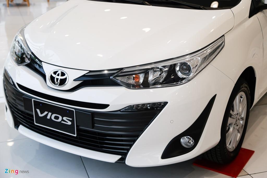 So sanh Mitsubishi Attrage va Toyota Vios anh 4