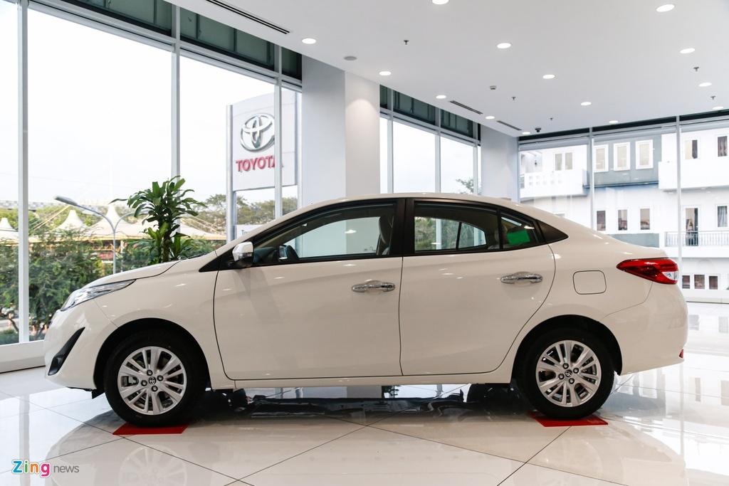 So sanh Mitsubishi Attrage va Toyota Vios anh 6