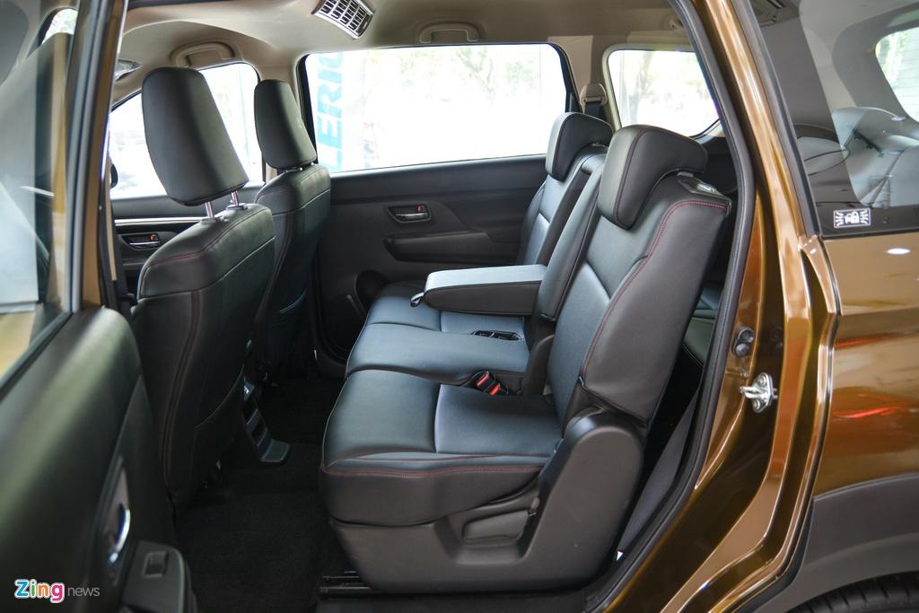 so sanh Suzuki XL7 va Suzuki Ertiga anh 12