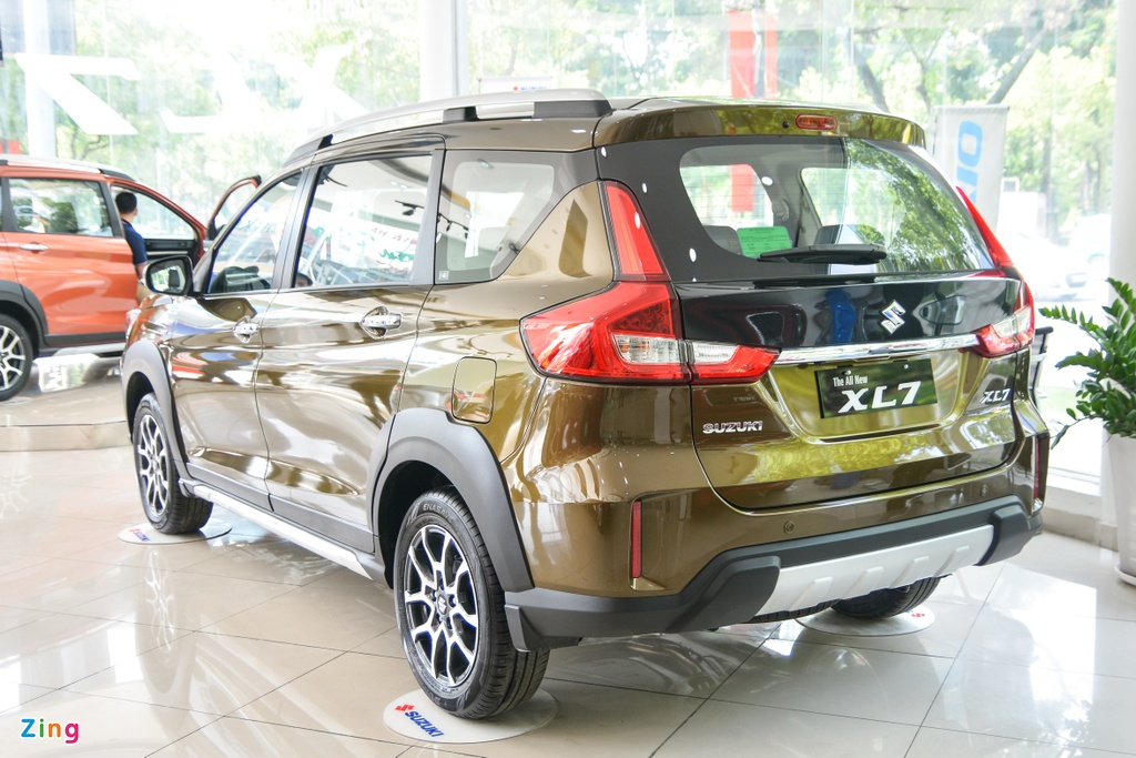 so sanh Suzuki XL7 va Suzuki Ertiga anh 7