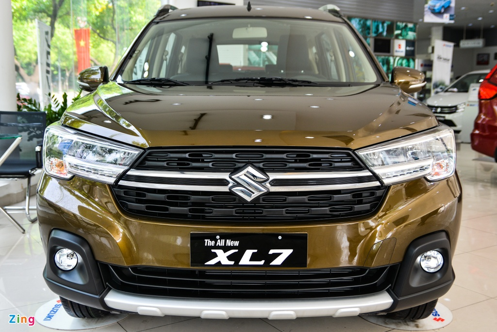 so sanh Suzuki XL7 va Suzuki Ertiga anh 3