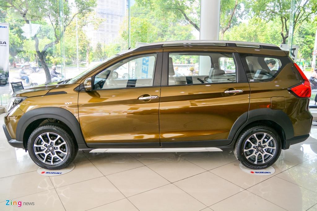 so sanh Suzuki XL7 va Suzuki Ertiga anh 5