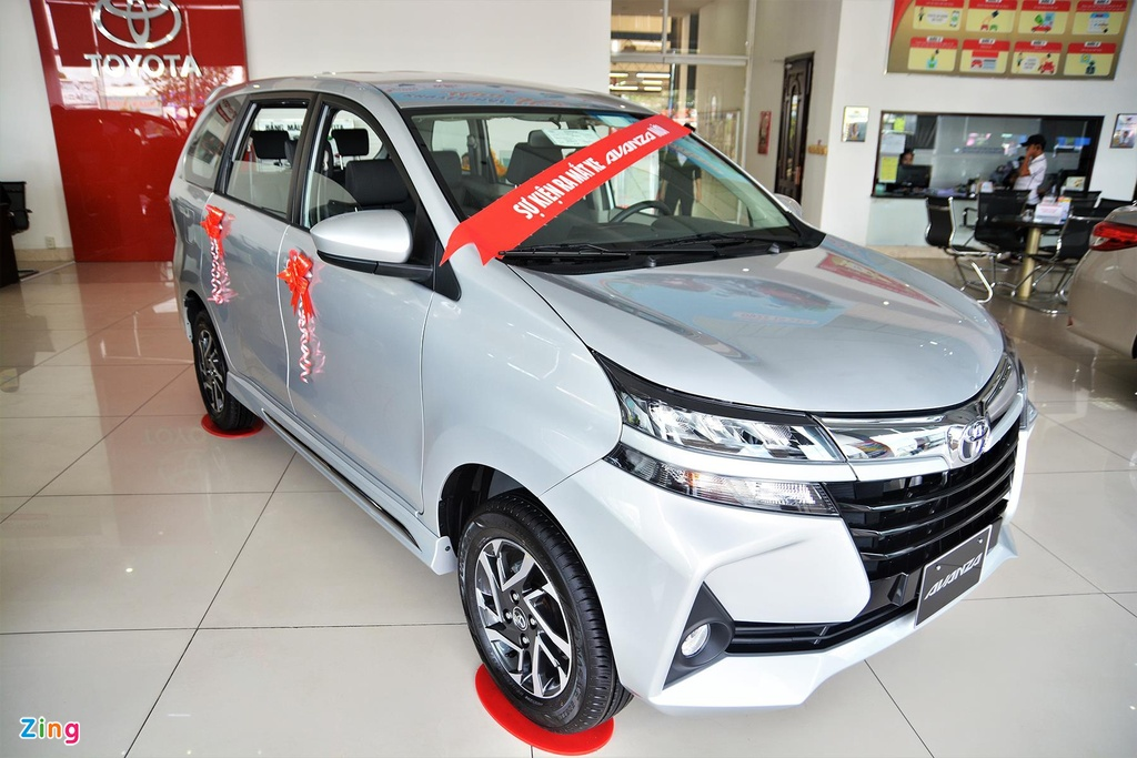 Mitsubishi Xpander bo xa cac doi thu tai phan khuc MPV anh 7