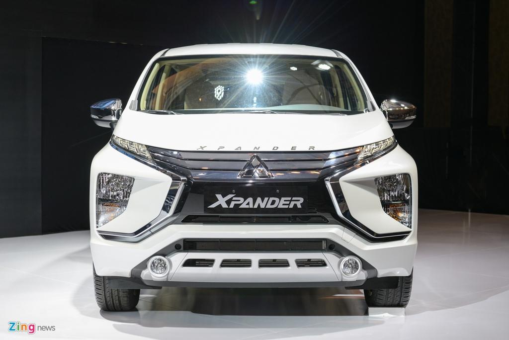 Suzuki XL7 va Mitsubishi Xpander - tan binh doi dau 'vua' phan khuc hinh anh 4 Mitsubishi_Xpander_zing_4144.jpg