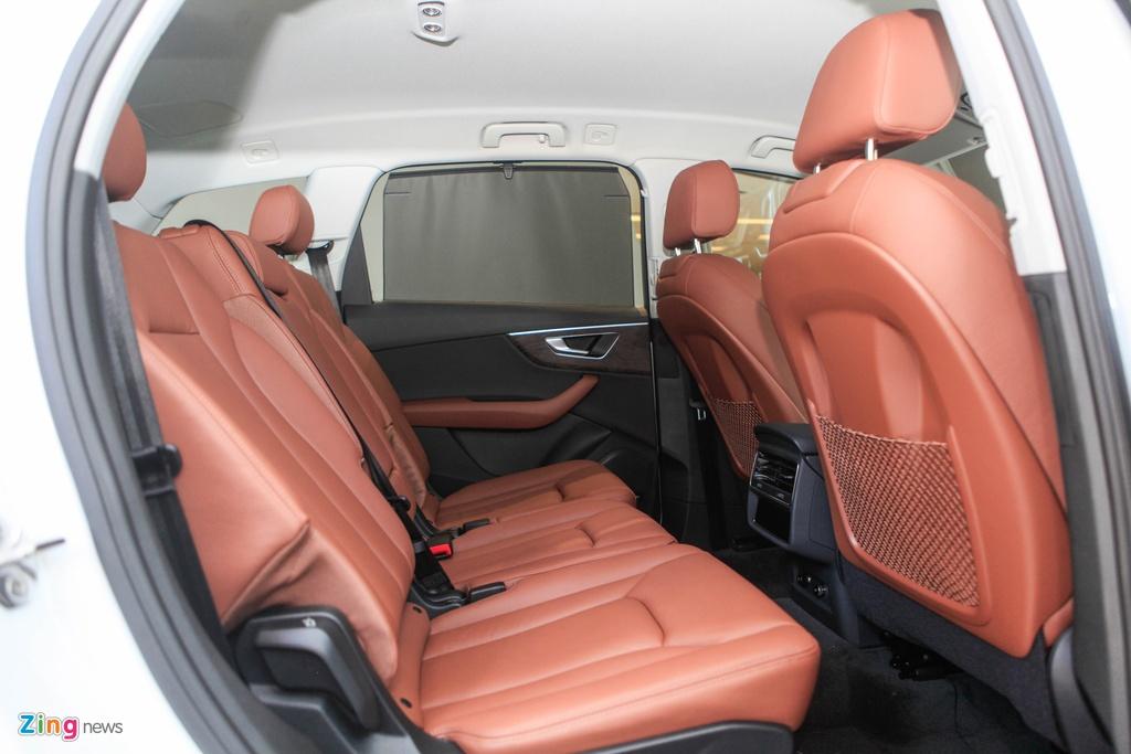 Audi Q7 va Mercedes-Benz GLE - chon SUV sang nao voi hon 4 ty dong? hinh anh 11 Audi_Q7_2020_zing_10.jpg