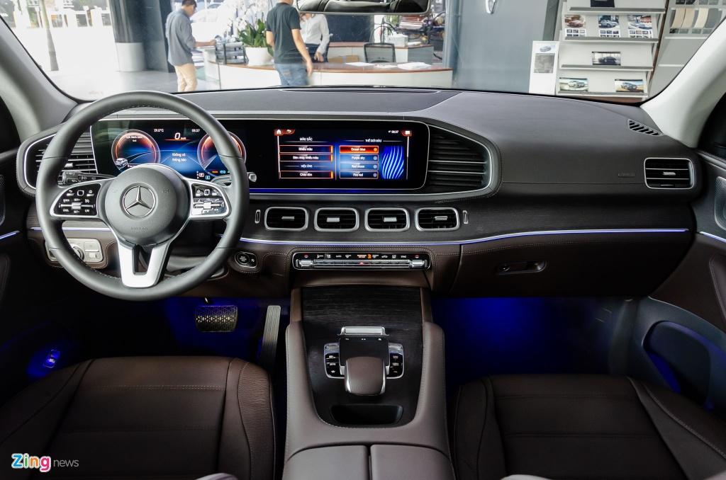 Audi Q7 va Mercedes-Benz GLE - chon SUV sang nao voi hon 4 ty dong? hinh anh 6 Mercedes_GLE_2019_Zing_38.jpg