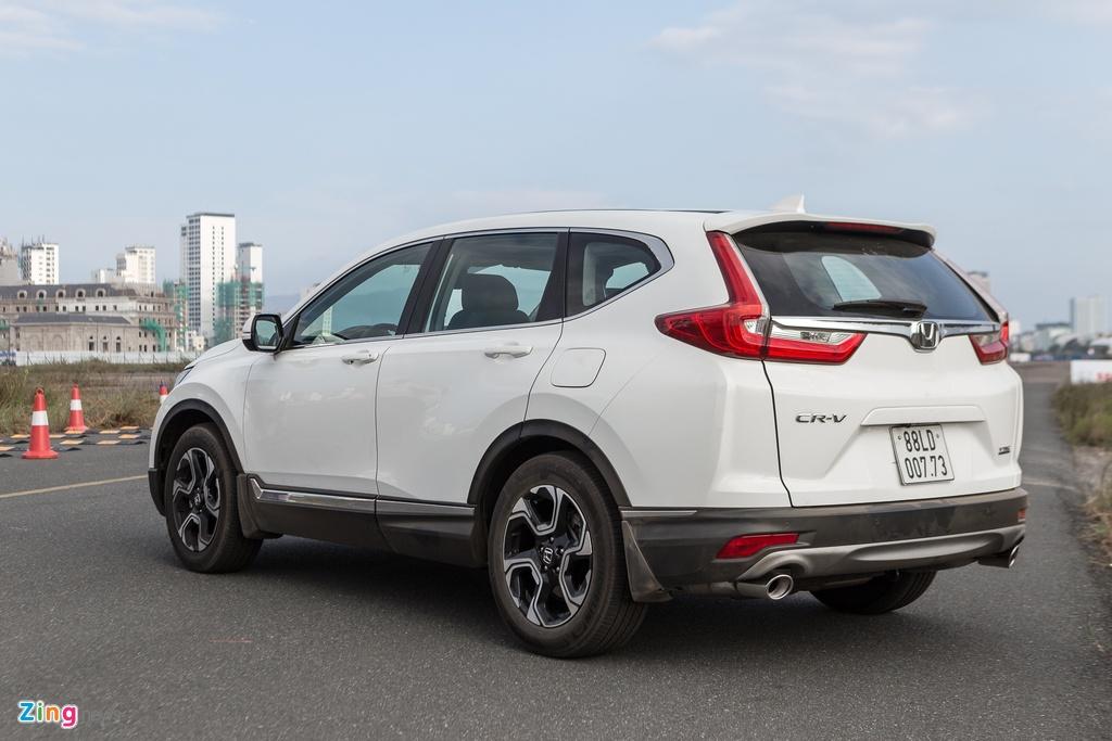 Subaru Forester va Honda CR-V - chon trai nghiem lai hay su thuc dung? hinh anh 7 honda_crv_zing_2_9_of_17.jpg