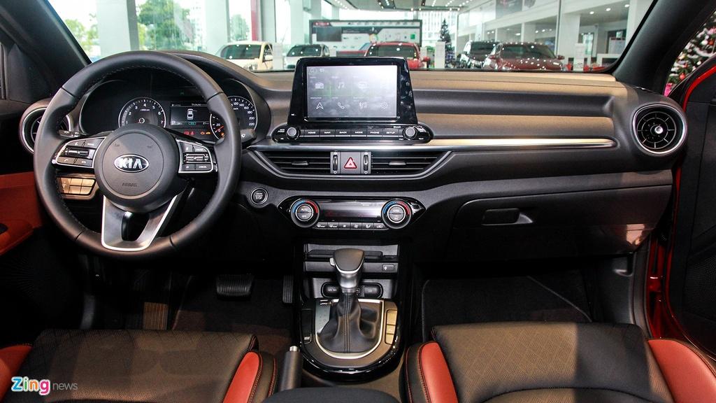 So sanh Mazda3 va Kia Cerato anh 8