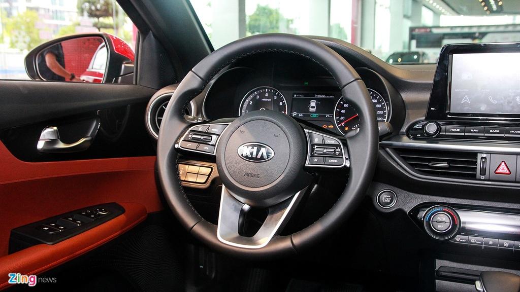 So sanh Mazda3 va Kia Cerato anh 10