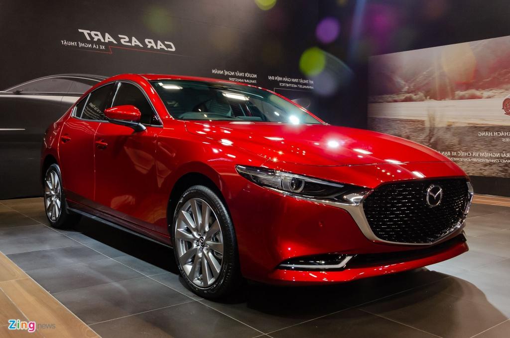 Kia Cerato vuot qua Mazda3 ve doanh so anh 3