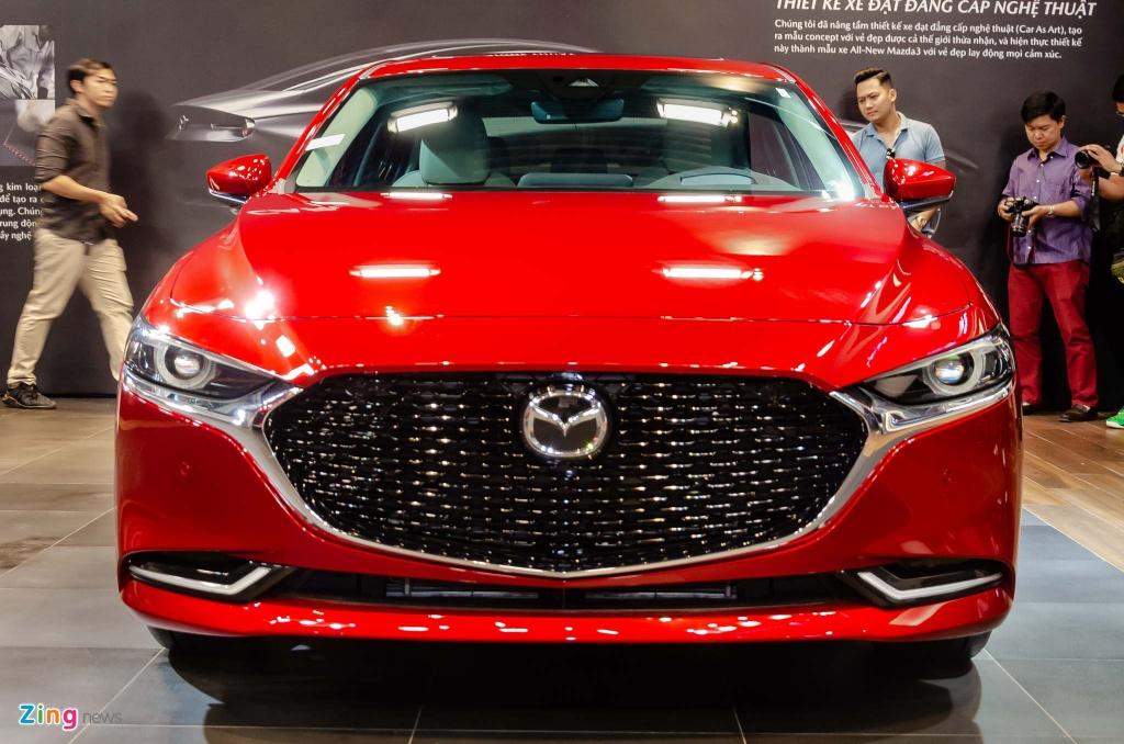 So sanh Mazda3 va Kia Cerato anh 4