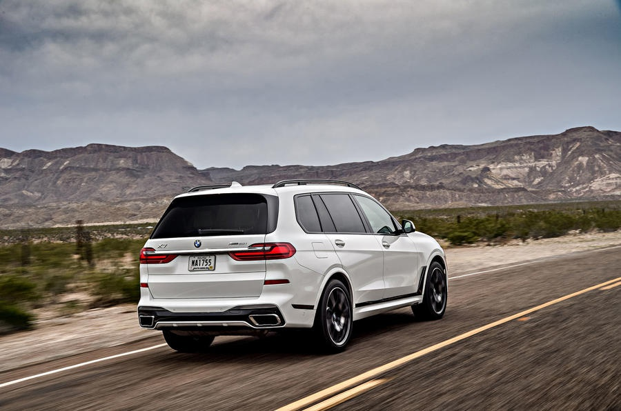 Danh gia BMW X7 M50i anh 9