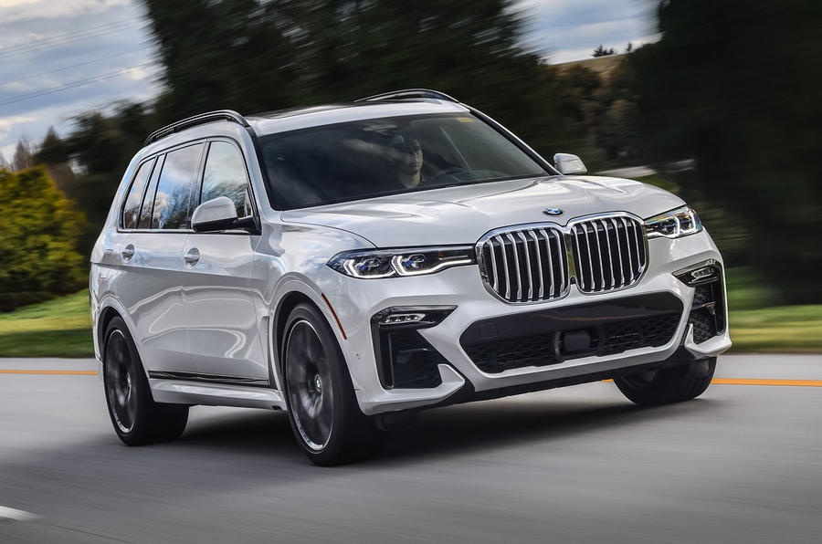 Danh gia BMW X7 M50i anh 1