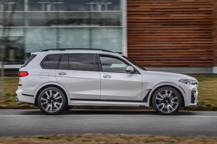 Danh gia BMW X7 M50i anh 2