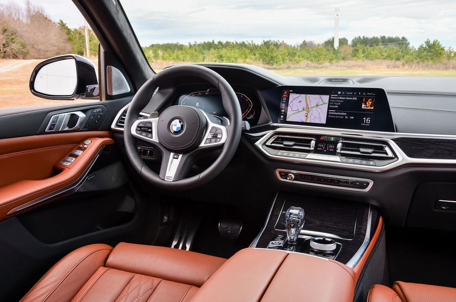 Danh gia BMW X7 M50i anh 5