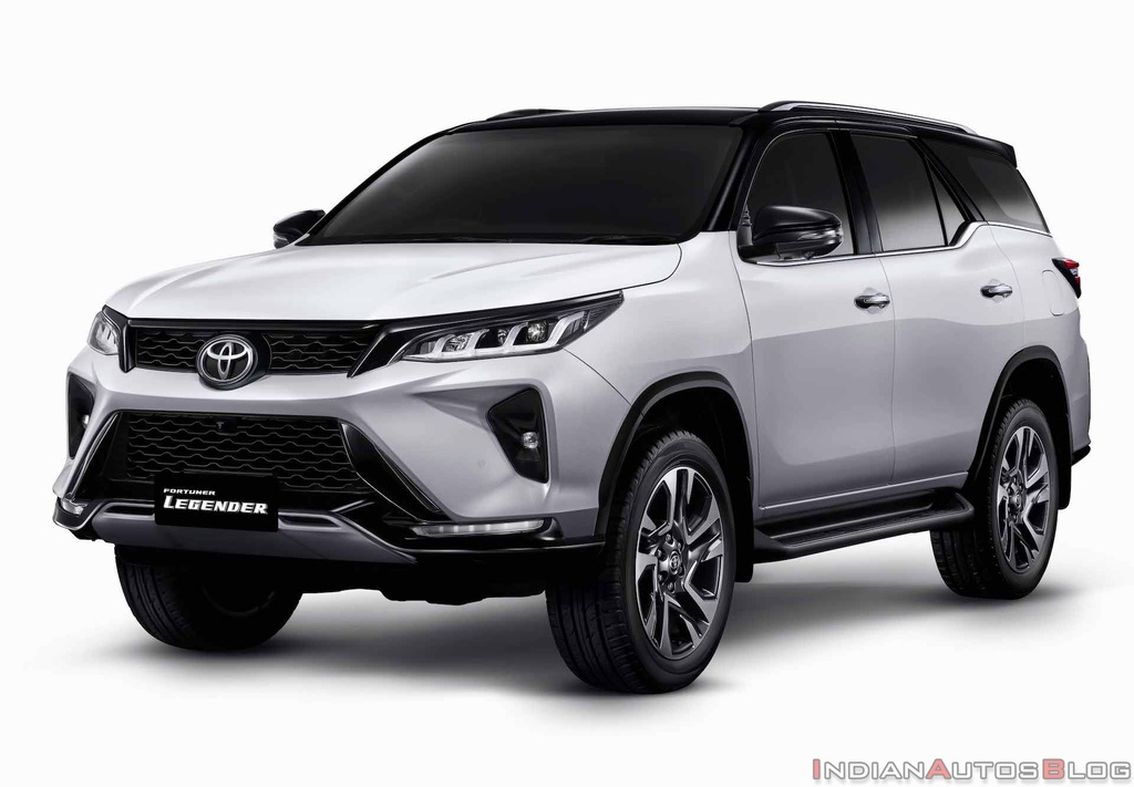 So sanh Toyota Fortuner va Hyundai Santa Fe moi anh 4