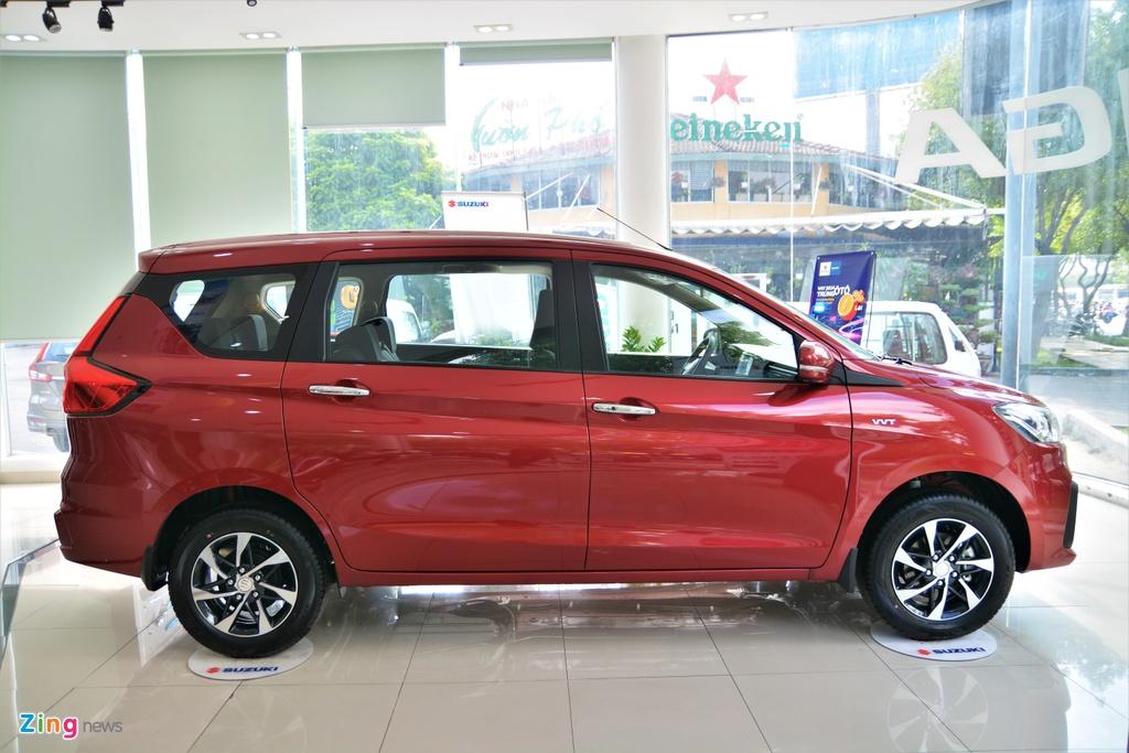 so sanh Suzuki XL7 va Suzuki Ertiga anh 6
