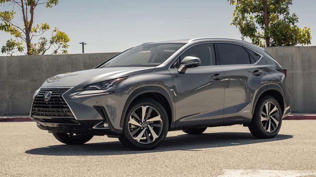 Danh gia Lexus NX 300h 2020 anh 1