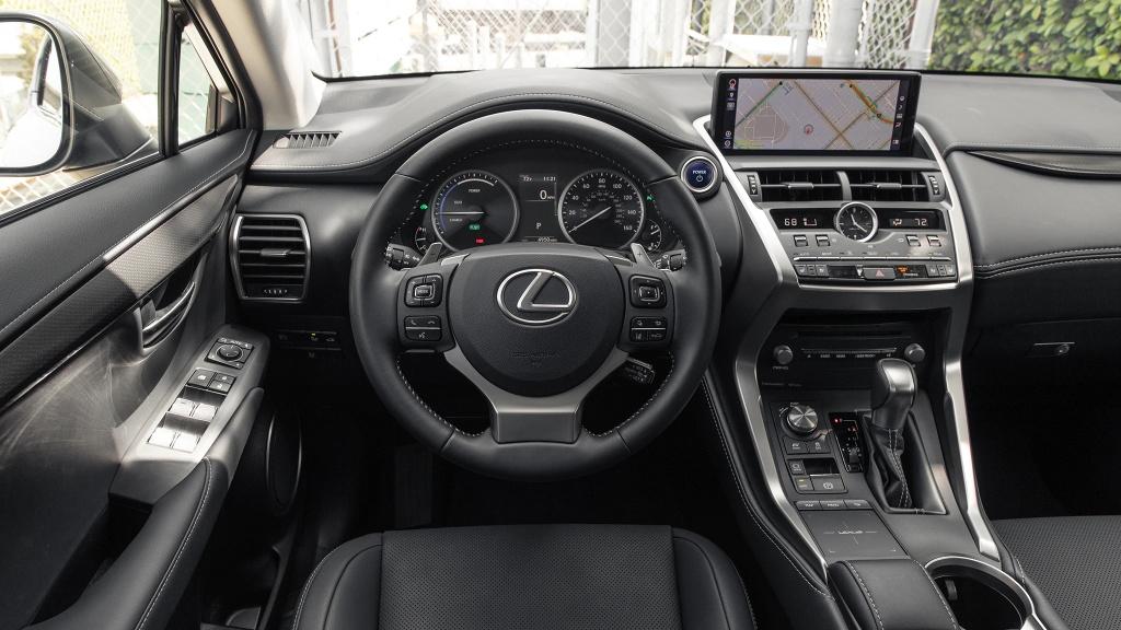 Danh gia Lexus NX 300h 2020 anh 5
