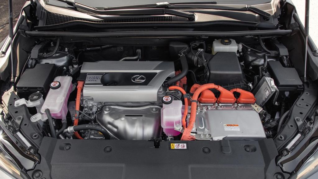 Danh gia Lexus NX 300h 2020 anh 9