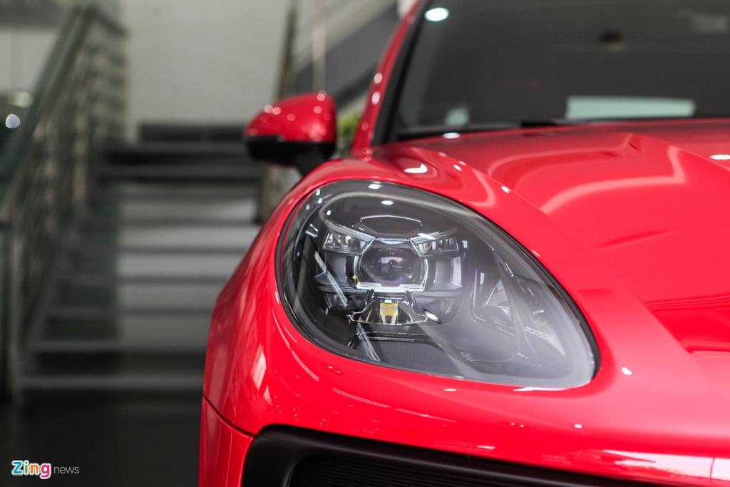 Chi tiet Porsche Macan GTS 2020 tai Viet Nam anh 6