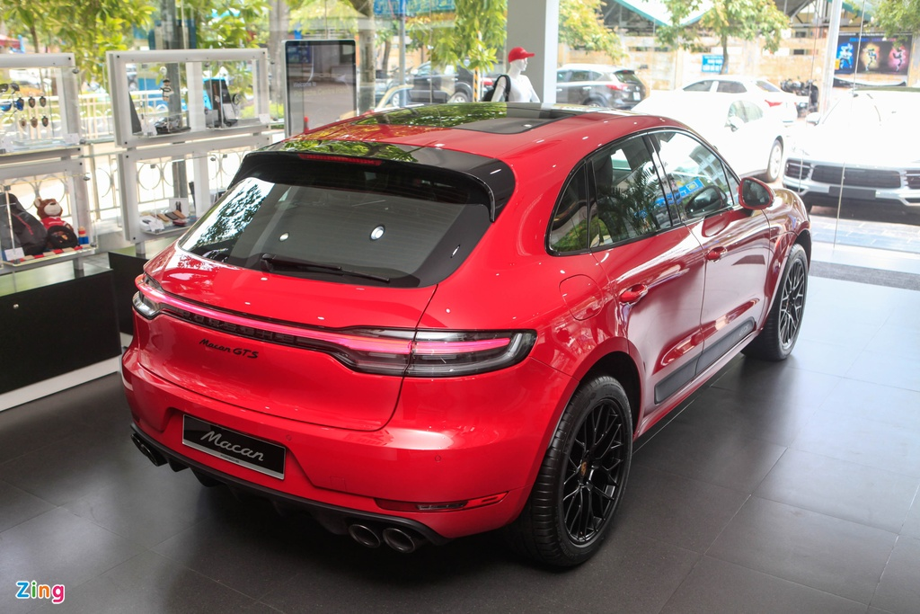 Chi tiet Porsche Macan GTS 2020 tai Viet Nam anh 5