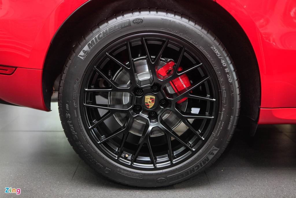 Chi tiet Porsche Macan GTS 2020 tai Viet Nam anh 7