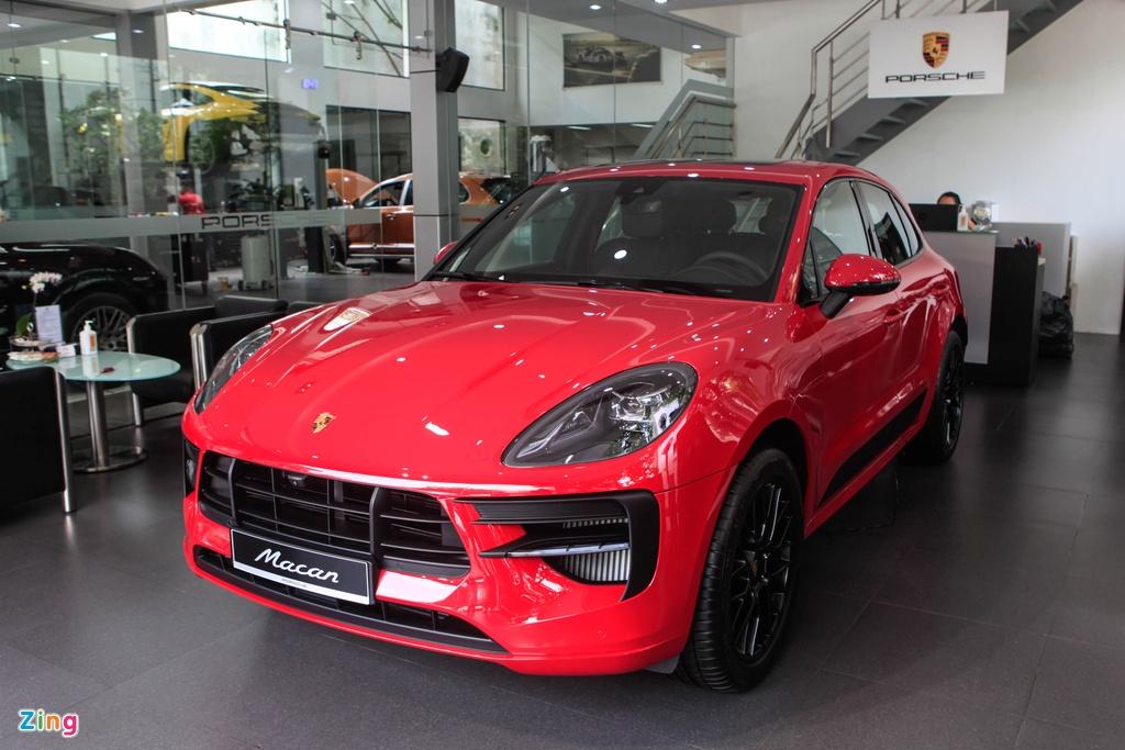 Chi tiet Porsche Macan GTS 2020 tai Viet Nam anh 1