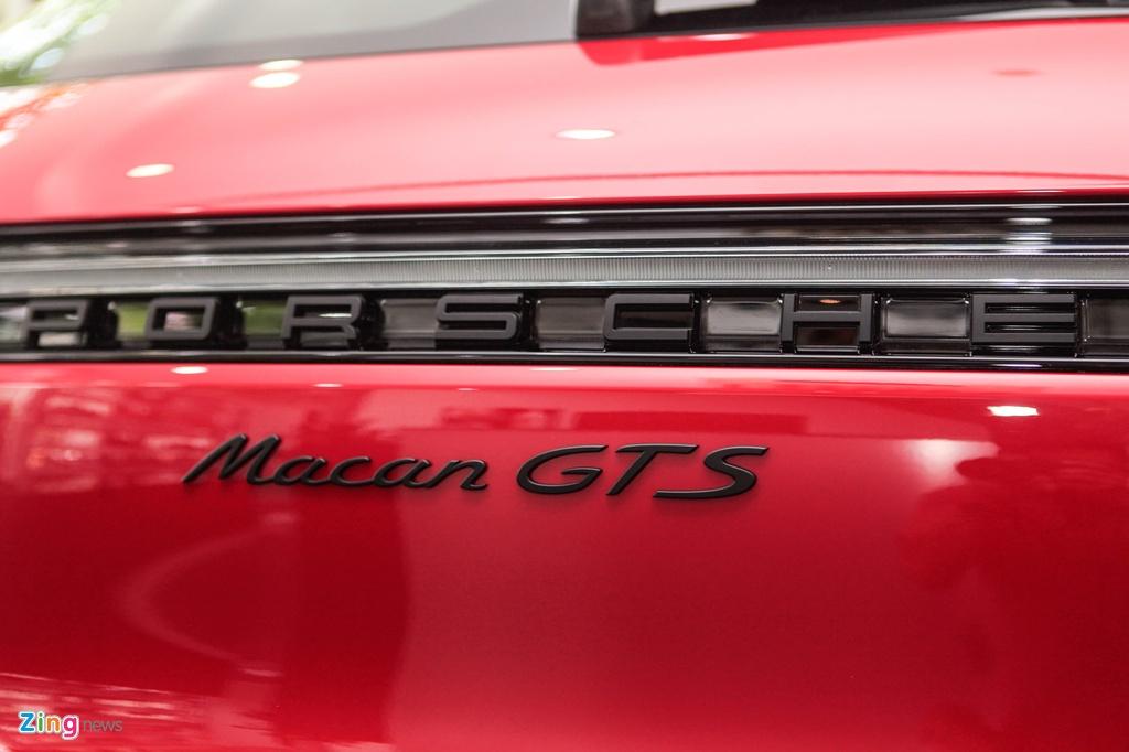 Chi tiet Porsche Macan GTS 2020 tai Viet Nam anh 11