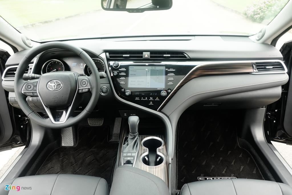 So sanh Mazda6 2020 va Toyota Camry 2019 anh 11