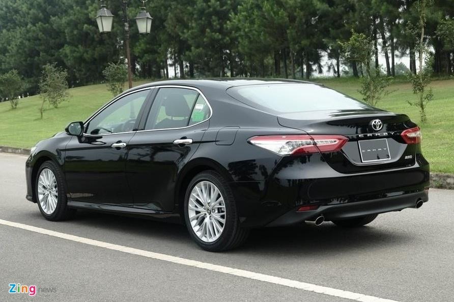 So sanh Mazda6 2020 va Toyota Camry 2019 anh 8