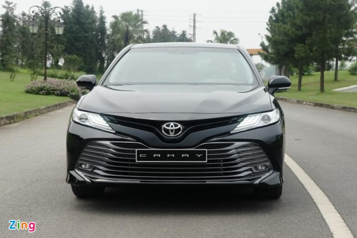So sanh Mazda6 2020 va Toyota Camry 2019 anh 4