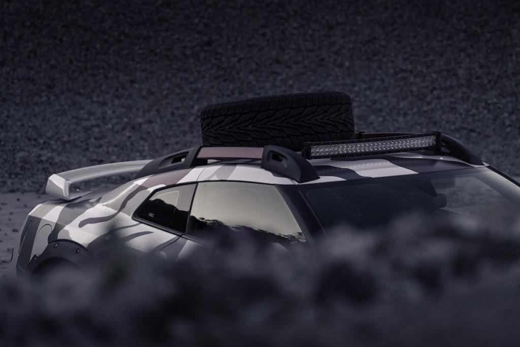 Nissan GT-R Godzilla 2.0 do off-road 600 ma luc anh 10