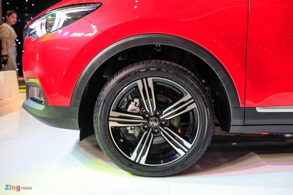 Chi tiet MG ZS doi thu Hyundai Kona tai Viet Nam anh 6