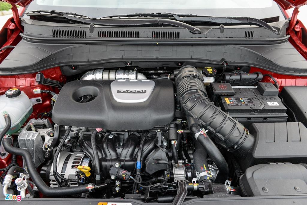 so sanh MG ZS va Hyundai Kona anh 17