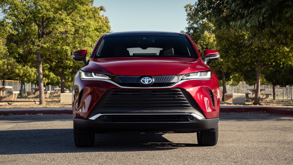 Danh gia Toyota Venza 2021 anh 2