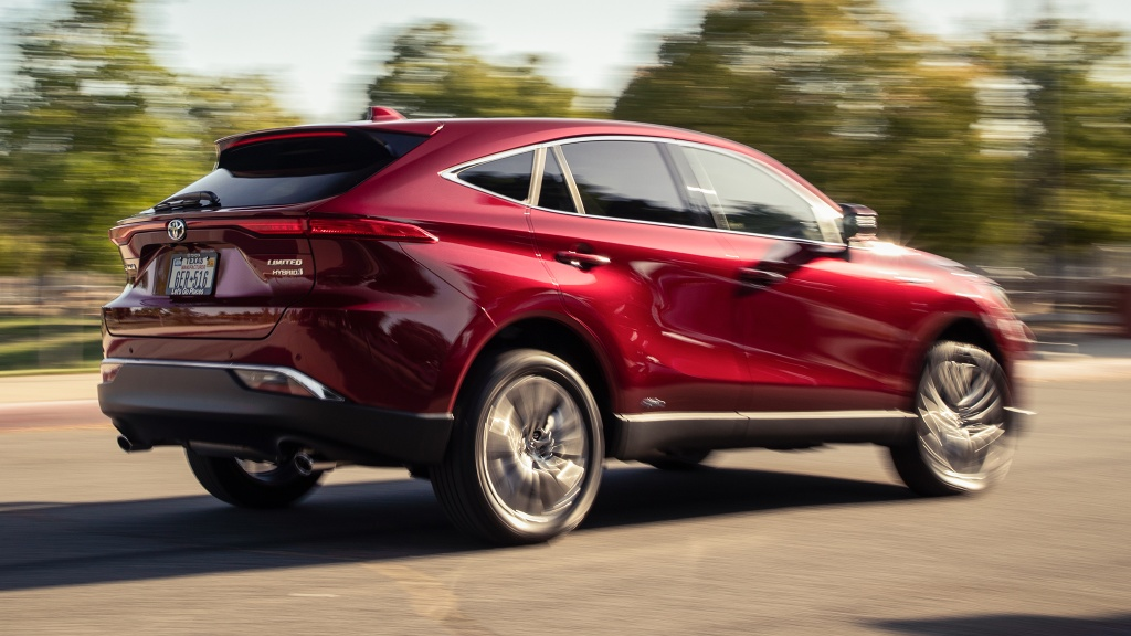 Danh gia Toyota Venza 2021 anh 17