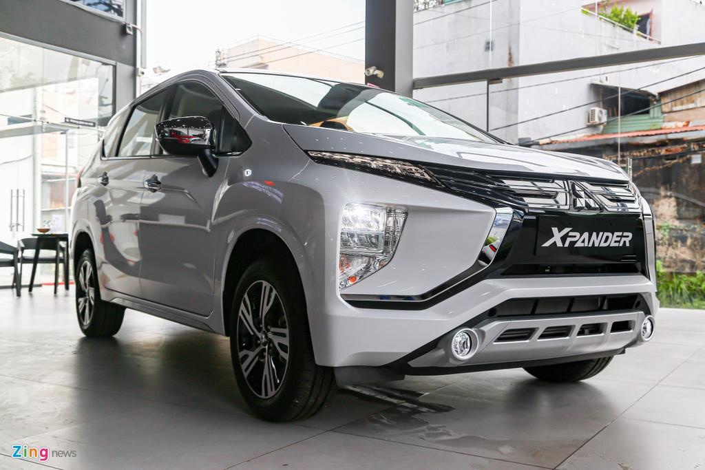 Mitsubishi Xpander bo xa cac doi thu tai phan khuc MPV anh 2