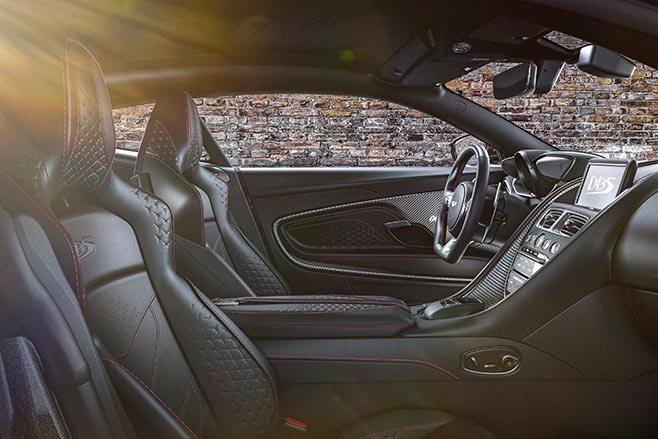 Aston Martin Vantage va DBS Superleggera ban diep vien 007 anh 20
