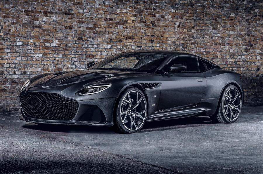 Aston Martin Vantage va DBS Superleggera ban diep vien 007 anh 15