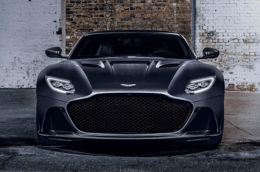 Aston Martin Vantage va DBS Superleggera ban diep vien 007 anh 16