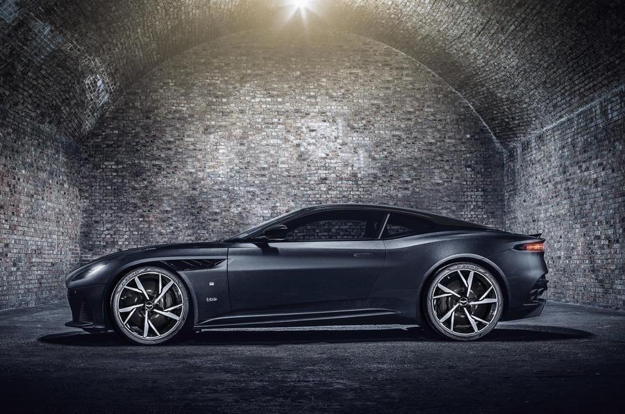 Aston Martin Vantage va DBS Superleggera ban diep vien 007 anh 17