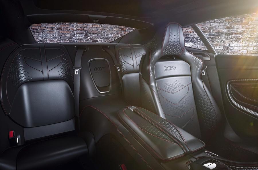 Aston Martin Vantage va DBS Superleggera ban diep vien 007 anh 21
