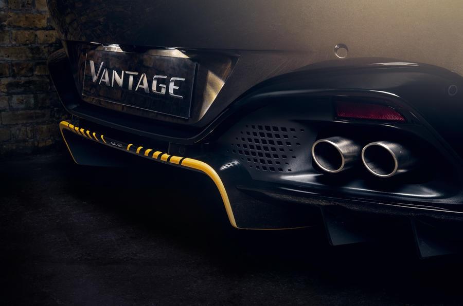 Aston Martin Vantage va DBS Superleggera ban diep vien 007 anh 9
