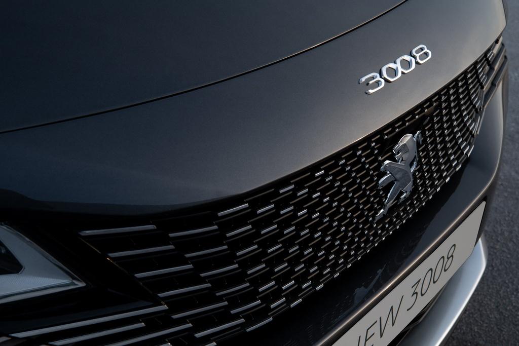 Peugeot 3008 2020 ra mat - thiet ke moi,  them cong nghe anh 4